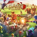 Clash of Clans Wallpapers HD with Grand Warden, Barbarian, P.E.K.K.A, Wizard and Wall Breaker