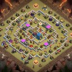 Copy Base Link TH13 BAY CUP LEGEND 5K5 | Clash of Clans