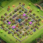 BEST Base BH9 chống 3 sao cực tốt | Clash of Clans