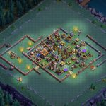 BH9 Base Link Leo Rank | Base Link Builder Base BH9 | Clash of Clans