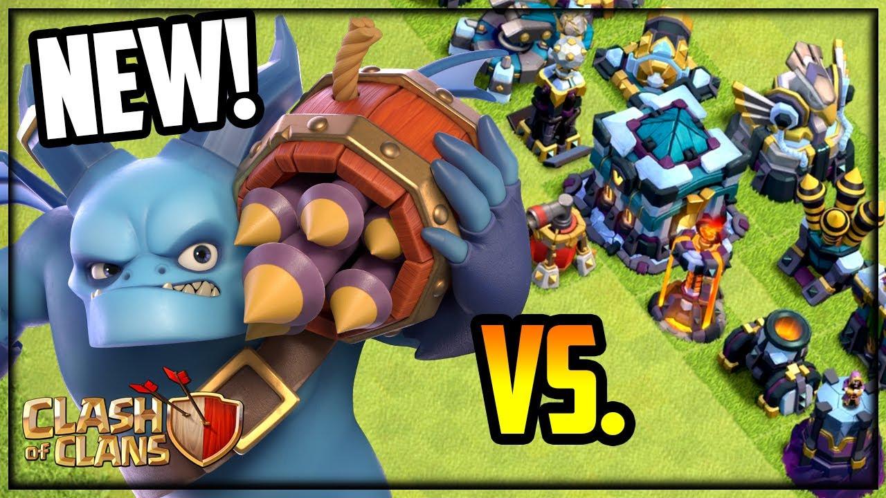 NEW SUPER Minion | Siêu Lính mới của Clash of Clans 2020