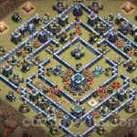 TH13 Pushing/Legend League Base | Clash of Clans
