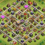 Best New TH9 Base Link 2020 | Mẫu căn cứ thủ tài nguyên mới nhất cấp độ TH9 | Clash of Clans