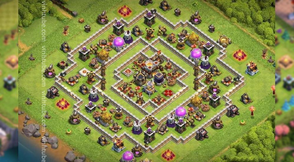 Base Link TH11 WAR/CWL/Trophy | Clash of Clans Base Link Copy 2021