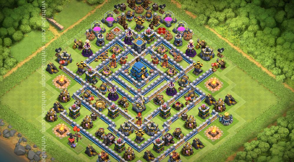 TH12 Base Link War/Trophy base