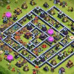Top War Base TH14 with Link – Anti 3 Stars CWL Plan 2021 – Clash of Clans – Base