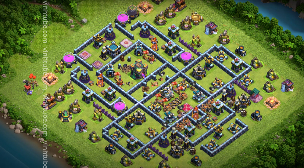Townhall 14 (TH14) Base Link Update new | Copy Link TH14 2021 base