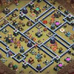 BASE TH13 CLAN WAR LEAGUE | Copy Link | Clash of Clans