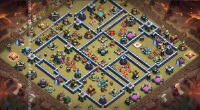 TH14 Base Link Update War/Trophy/Farm base